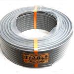 富士電線工業 VVFケーブル 3X2.0mm 100m、お買取りしました!!出張買取のぼっくり屋遠石店生活館  工具