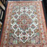 ペルシャ絨毯(クム産)、お買取りしました!!出張買取のぼっくり屋遠石店生活館