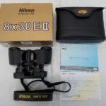 Nikon 双眼鏡 アウトドア 8X30 E2