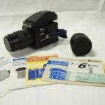 マミヤ M645 SUPER AE PRISM FINDER レンズ2本付き